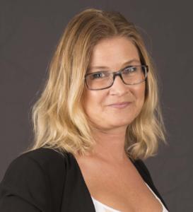 Sekreterare Anna Barrett