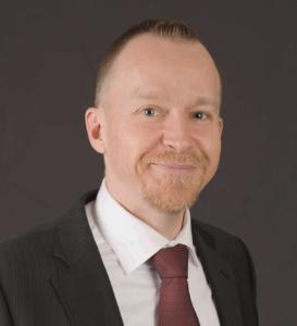 Advokat och delägare Joel Dahlin