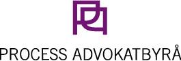 Logotyp för Process Advokatbyrå HB